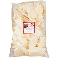 Pure & Simple Pet Rawhide Chew Flips Dog Treat, 5-lb