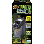 Zoo Med Turtle Clean Canister Turtle Filter, 15-gallon