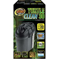 Zoo Med Turtle Clean Canister Turtle Filter, 30-gal