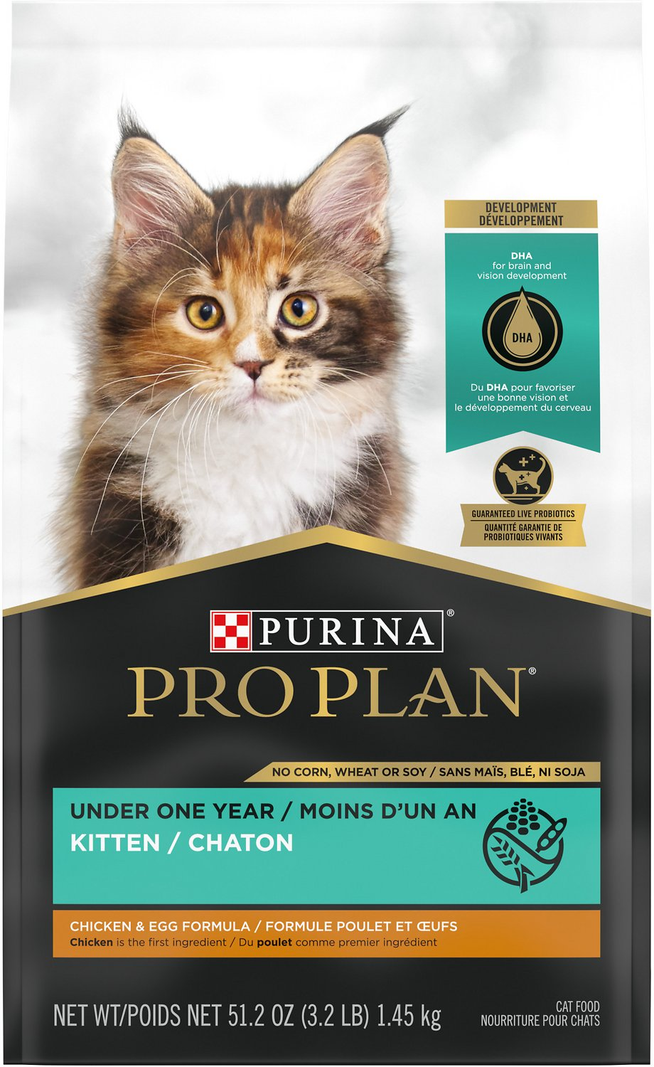 Purina pro plan true nature kitten chicken egg recipe grain free roll over image to zoom in forumfinder Gallery