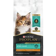 Purina Pro Plan True Nature Kitten Chicken & Egg Recipe Grain-Free Kitten Food, 5.5-lb bag