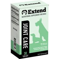 Extend Joint Care Nutritional Dog Supplements, 30 count