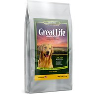 Great Life Grain-Free Chicken Dry Dog Food, 25-lb bag