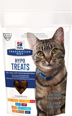 9. Hill's Prescription Diet Hypo Treats