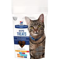 Hill's Prescription Diet Hypo-Treats Cat Treats, 2.5-oz bag