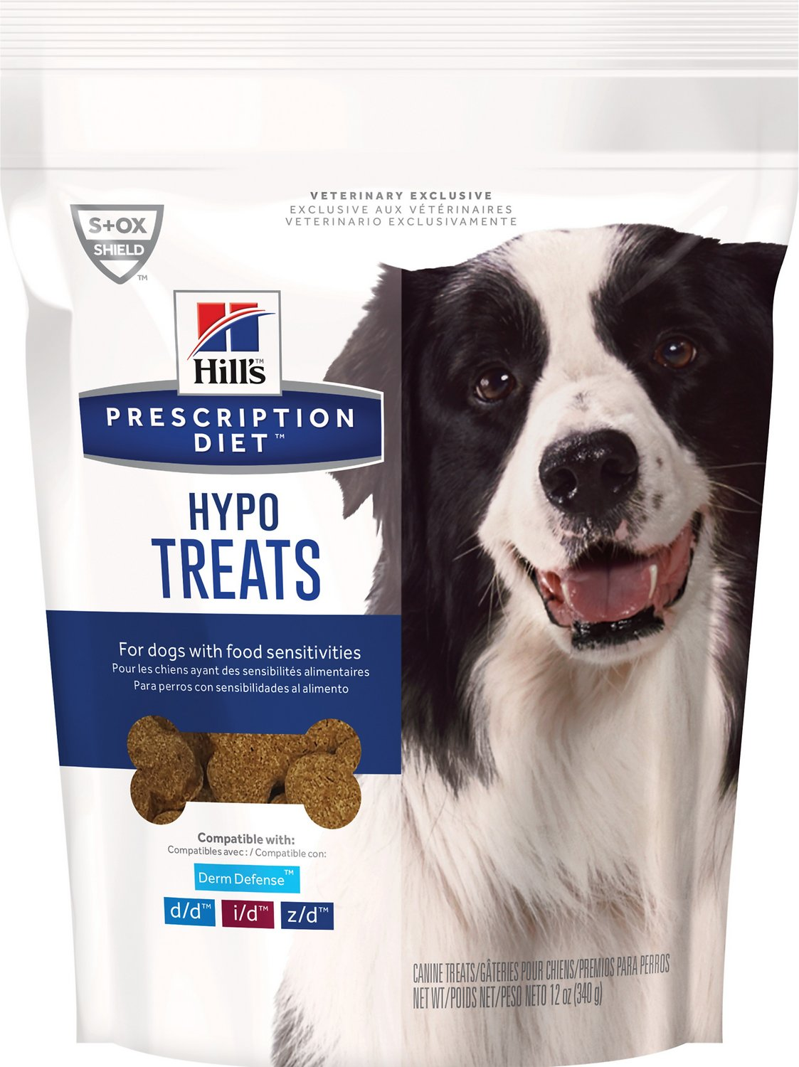 Hill S Prescription Diet Hypo Treats Dog Treats 12 Oz Bag