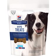 Hill's Prescription Diet Hypo-Treats Dog Treats, 12-oz bag