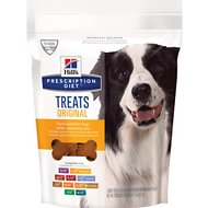 Hill's Prescription Diet Dog Treats, 11-oz bag