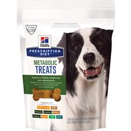 Hill's Prescription Diet Metabolic Canine Dog Treats, 12-oz bag