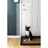 "CLAWGUARD Original Door Scratch Shield, 43"" x 18"""