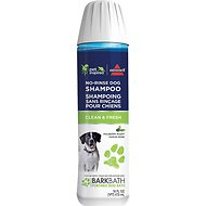 Bissell BarkBath Clean & Fresh No Rinse Dog Shampoo, 16-oz bottle, 2-pack