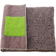Bissell DryDog 2-in-1 Bath Mat & Towel