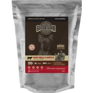 South Star Grain-Free Beef Meal & Lentils Dry Dog Food, 8-lb bag
