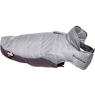 Dog Helios Hurricane Reflective Dog Coat, Silver, X-Large