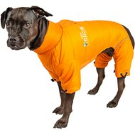 Dog Helios Thunder Full-Body Dog Jacket, Medium, Orange