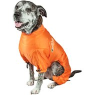 Dog Helios Thunder Full-Body Dog Jacket, Orange, X-Large