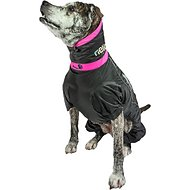 Dog Helios Weather King Full Body Dog Jacket, Black, X-Large