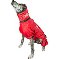 Dog Helios Weather King Full Body Dog Jacket, Red, X-Large