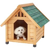Pet Squeak Alpine Lodge Dog House, Small