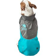 Touchdog Subzero Storm Reflective Dog Coat, Blue, Medium