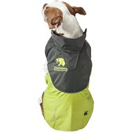 Touchdog Subzero Storm Reflective Dog Coat, Olive Green, Large