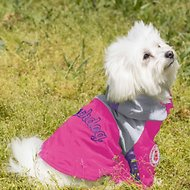 Touchdog Mount Pinnacle Dog Jacket, Pink, X-Large