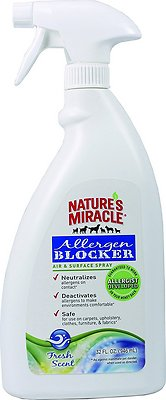 Nature S Miracle Allergen Blocker Air Amp Surface Spray 32