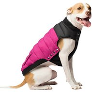Canada Pooch Summit Stretch Premium Dog Vest, Plum, 14