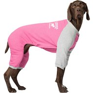 Canada Pooch Frosty Fleece Dog Sweatsuit, Raspberry, 20