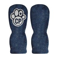 Canada Pooch Cambridge Dog Socks, Small, Navy