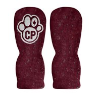 Canada Pooch Cambridge Dog Socks, Medium, Maroon