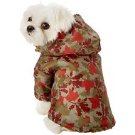 Zack & Zoey Elements Camouflage Thermal Dog Coat, X-Small