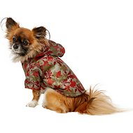 Zack & Zoey Elements Camouflage Thermal Dog Coat, Small