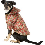 Zack & Zoey Elements Camouflage Thermal Dog Coat, X-Large