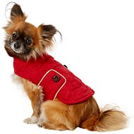 Zack & Zoey Elements Derby Quilted Dog Coat, XX-Small