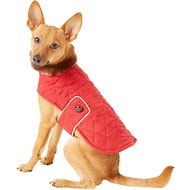 Zack & Zoey Elements Derby Quilted Dog Coat, X-Small