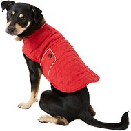 Zack & Zoey Elements Derby Quilted Dog Coat, Large