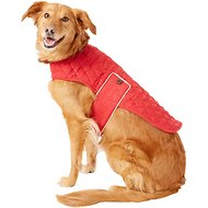 Zack & Zoey Elements Derby Quilted Dog Coat, X-Large