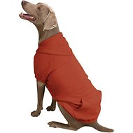 Zack & Zoey Forest Friends Reversible Dog Hoodie, Orange, X-Small