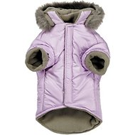 Zack & Zoey Polar Explorer Quilted Thermal Dog Parka, Purple, X-Small