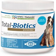 NWC Naturals Total-Biotics Probiotic Dog & Cat Powder Supplement, 8-oz jar