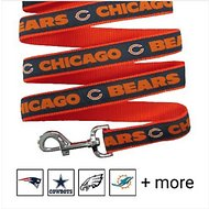 Pets First NFL Dog Leash, Chicago Bears, Large