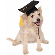 Rubie's Costume Company Graduation Hat Dog & Cat Costume, Small/Medium