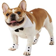 Rubie's Costume Company Bowtie & Cuff Set Dog Costume, Medium/Large