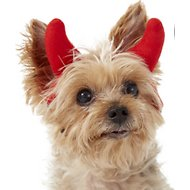 Rubie's Costume Company Devil Horns Dog Costume, Small/Medium