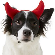 Rubie's Costume Company Devil Horns Dog Costume, Medium/Large