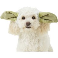 Rubie's Costume Company Yoda Ears Dog Costume, Small/Medium