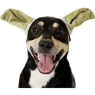 Rubie's Costume Company Yoda Ears Dog Costume, Medium/Large