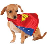Rubie's Costume Company Wonder Woman Cape Dog Costume, Small
