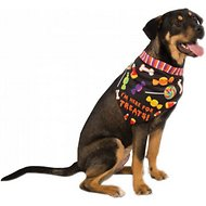 Rubie's Costume Company Here For Treats Bandana Dog Costume, Small/Medium